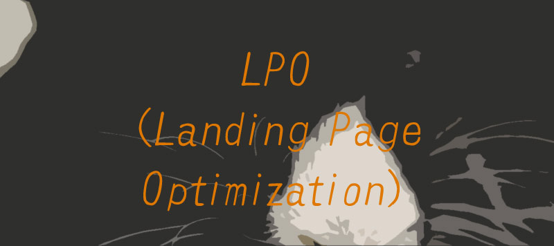 LPO(Landing Page Optimization)ホームページ制作