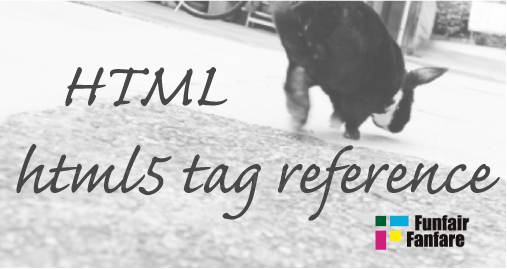 html5 tag reference index