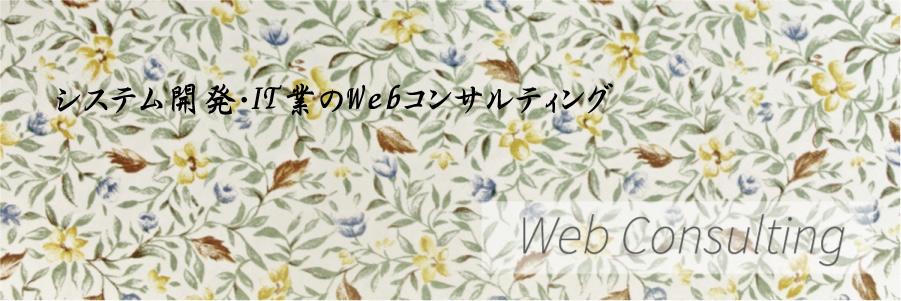 システム開発・IT業のWebコンサルティング