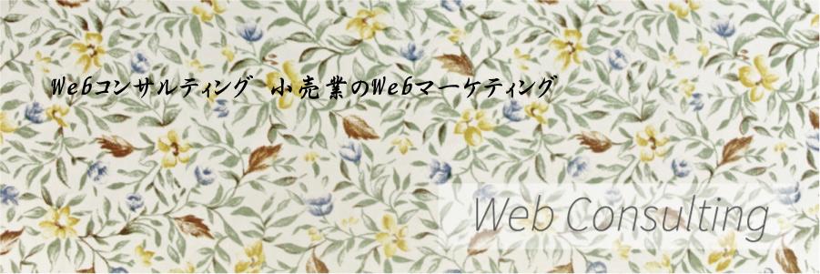 Webコンサルティング 小売業のWebマーケティング