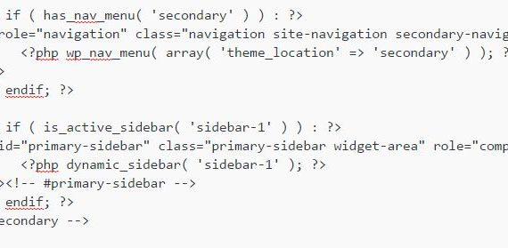 WordPressテーマのsidebar.phpを編集してサイドバーをカスタマイズする