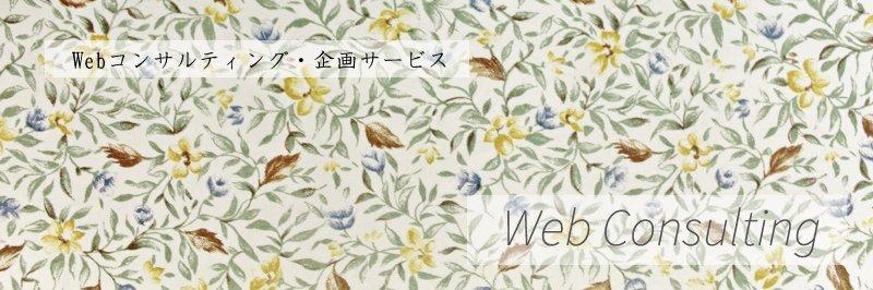 Webコンサルティング・企画サービス