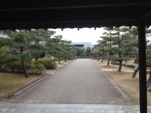 込田公園内