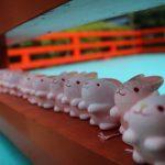 たくさんのうさぎ4 岡崎神社 京都市左京区