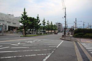 立命館大学衣笠キャンパス前 京都市北区