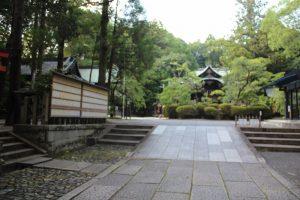 岡崎神社境内 京都市左京区