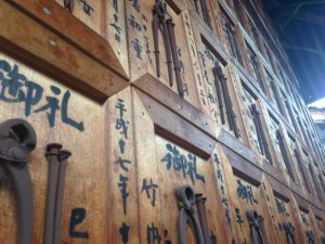 釘抜きの絵馬3 「釘抜地蔵」石像寺