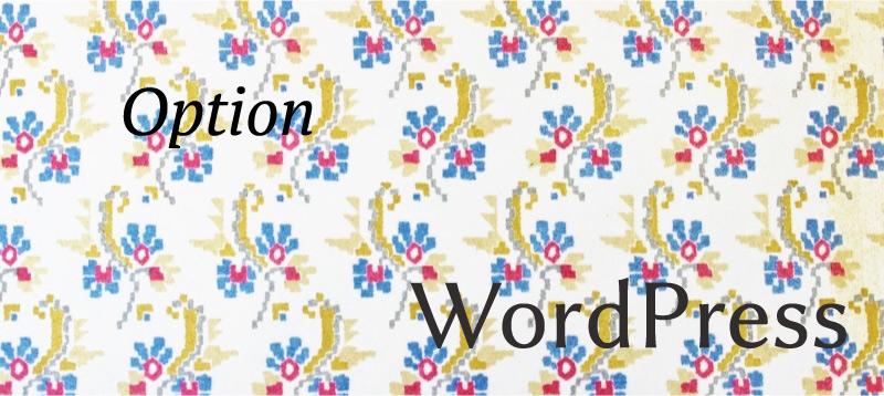 WordPressホームページ(ウェブサイト)制作のオプション