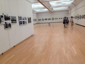 京都市美術館別館2階展示室 視点京都展