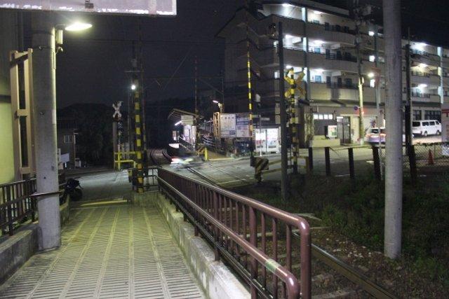妙心寺駅 構内