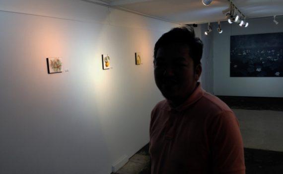 ホームページ制作と作画 作業とスコトーマ 松本央×桝井晶平