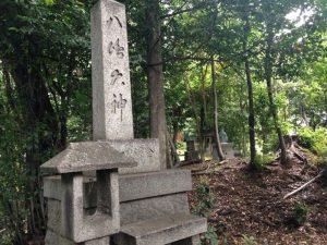 天塚古墳の頂上2