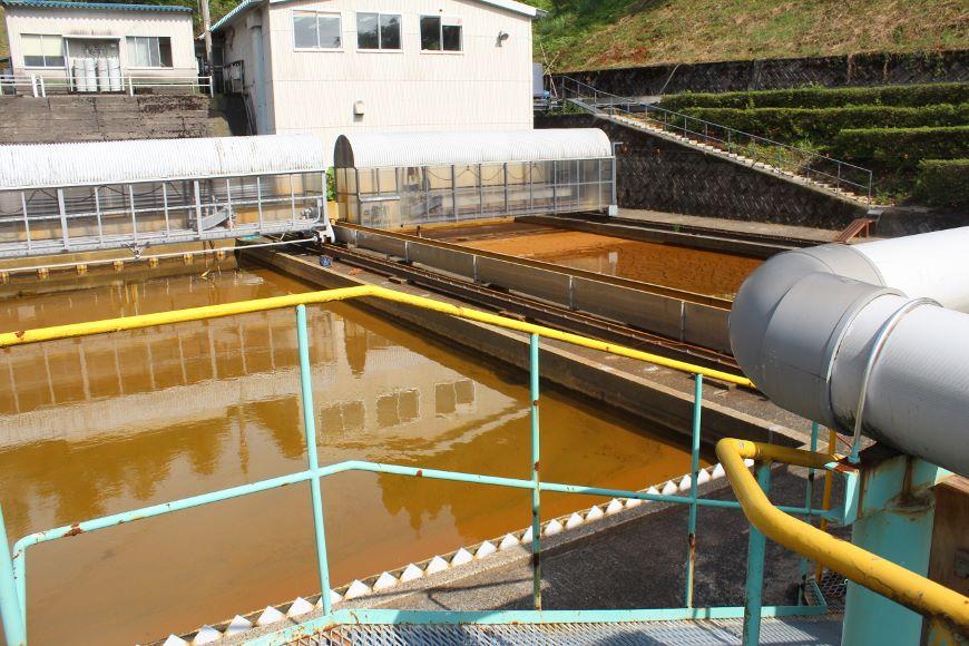 旧岩美鉱山坑廃水処理事業3