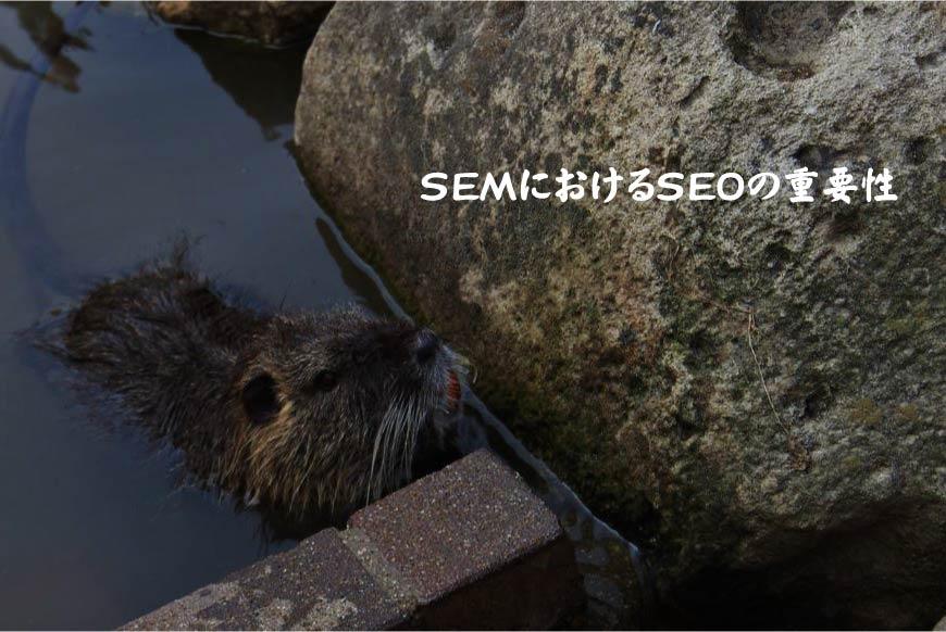 SEMにおけるSEOの重要性