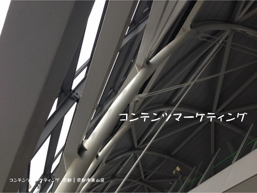 コンテンツマーケティング 京都|京都市東山区