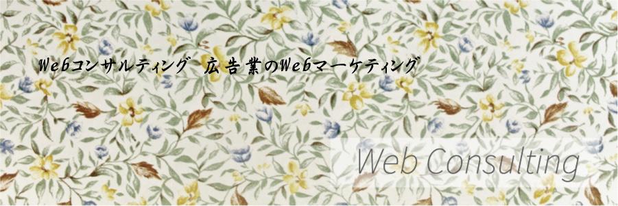 Webコンサルティング 広告業のWebマーケティング