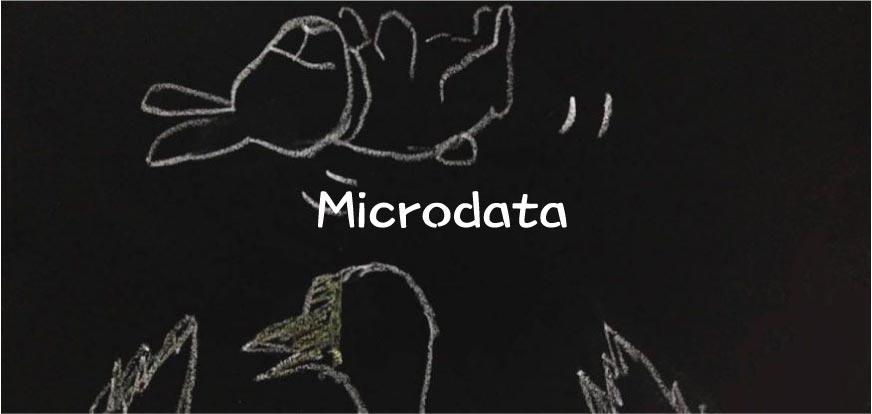 Microdata リッチスニペット(構造化データ)