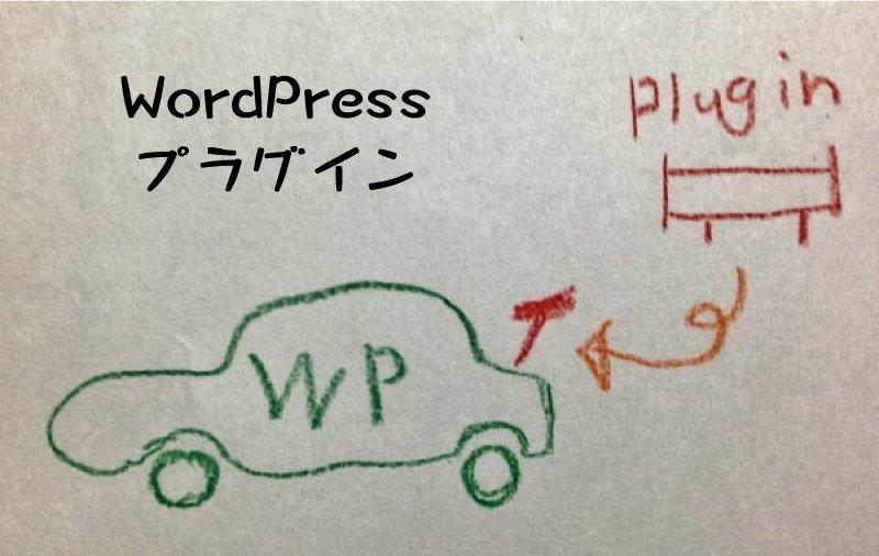 WordPressプラグインのイメージ