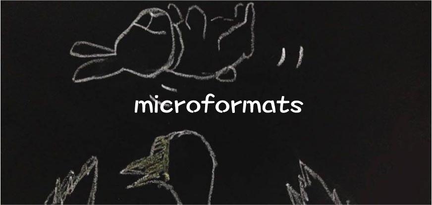 microformats リッチスニペット(構造化データ)
