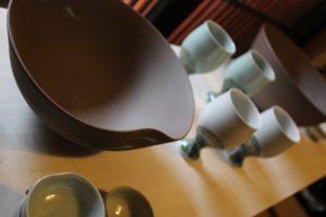 陶磁器製器