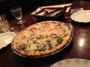 最高に美味しいピザ