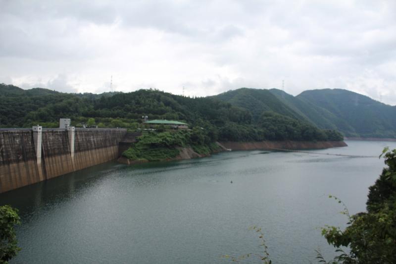 日吉ダム・天若湖2