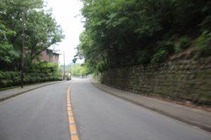 きぬかけの路金閣寺から龍安寺 京都市北区