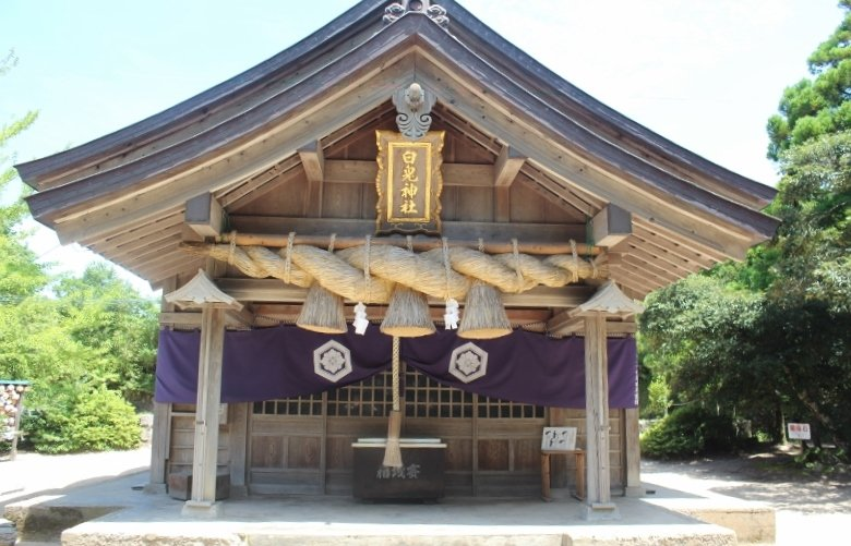 白兎神社(はくとじんじゃ)