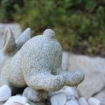ウサギ像4 白兎神社