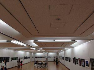 京都市美術館別館一階展示室