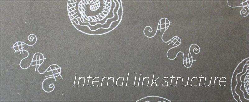SEO内部対策 ホームページの内部リンク構造のSEO