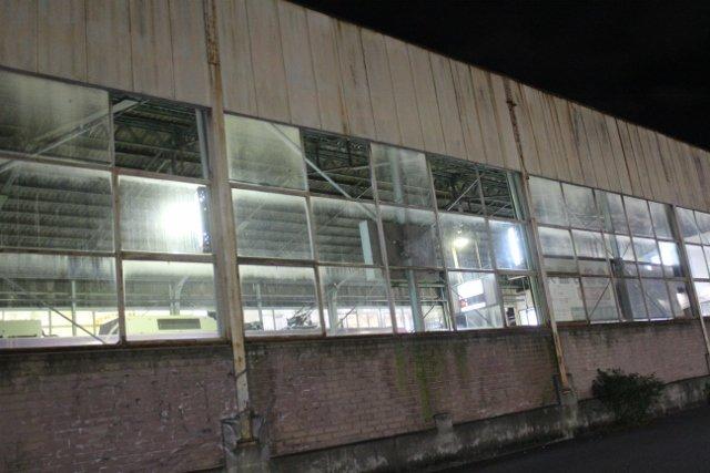 北野白梅町駅 外観
