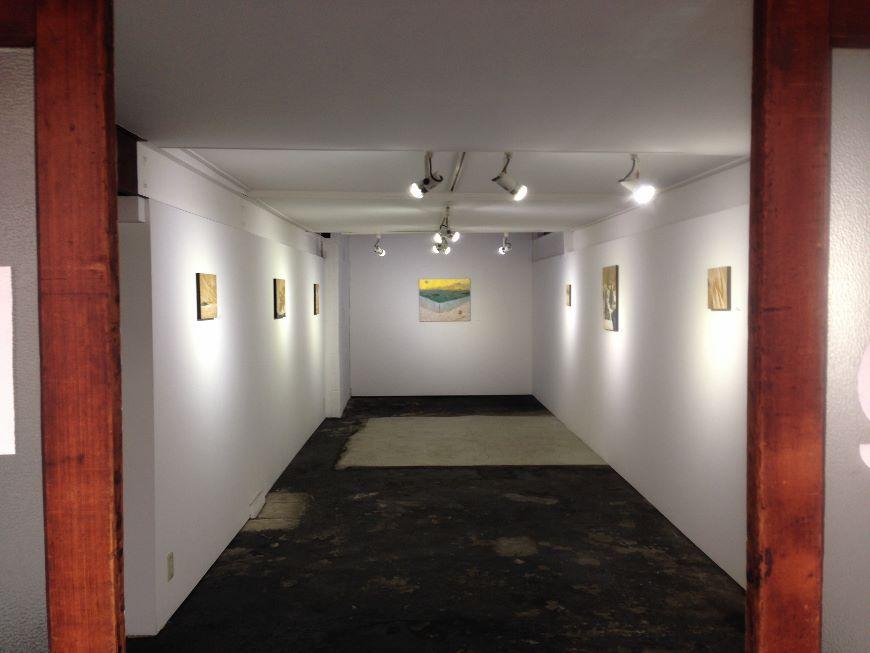 BAMI gallery 京都市下京区 松本央個展